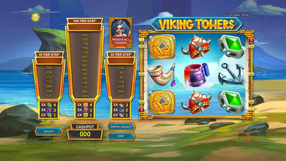 Viking Towers