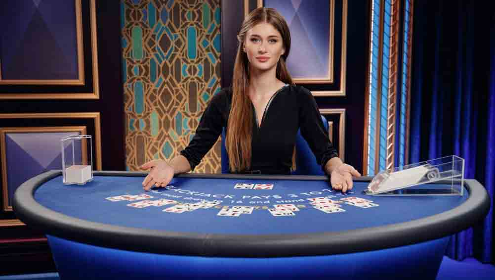 Blackjack Lobby