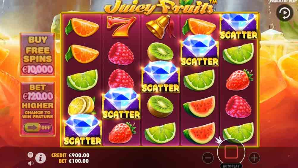 Juicy Fruits ™