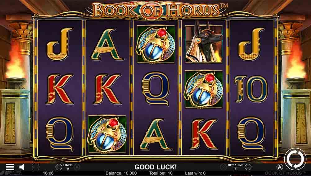 Book of Horus™