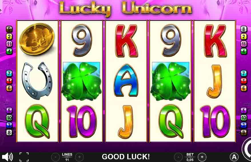 Lucky Unicorn
