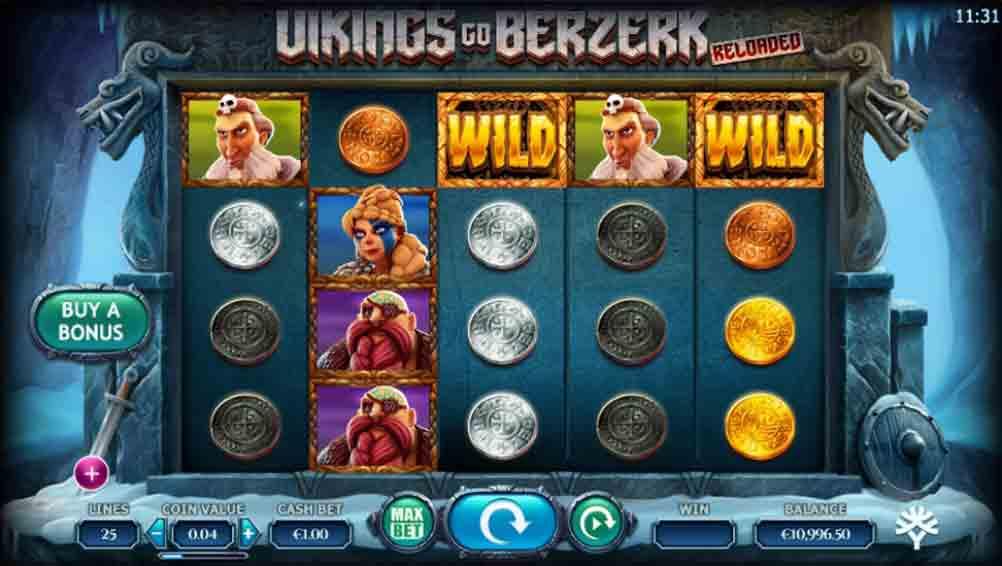 Vikings Go Berzerk Reloaded